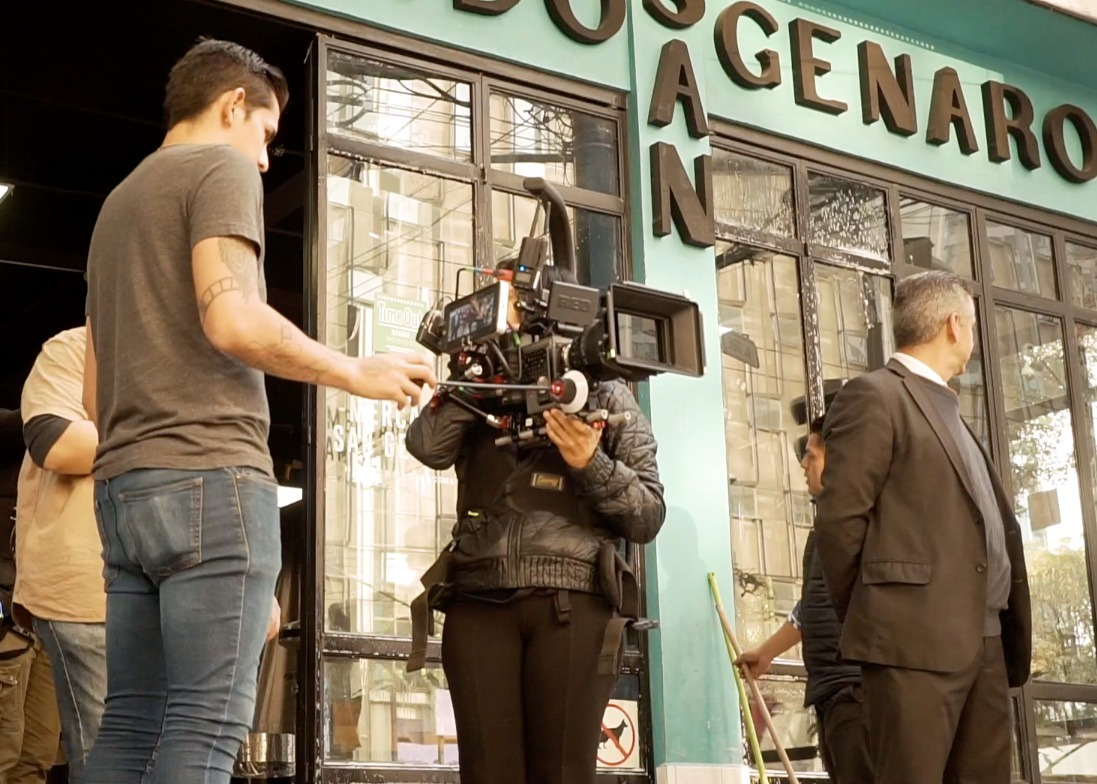 Video de backstage – Spot Mercado San Genaro –